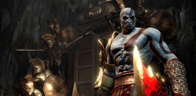 Sony zaprezentuje na E3 nowe God of War. I to w 3D - obrazek 1