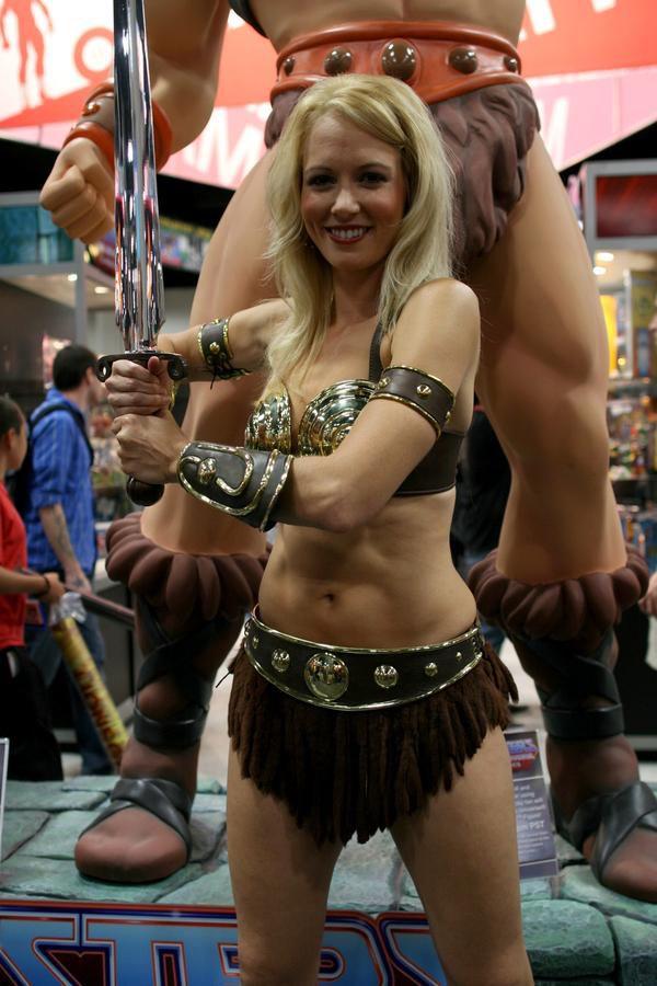 Panie z Comic Conu - zobacz zdjęcia! - obrazek 3