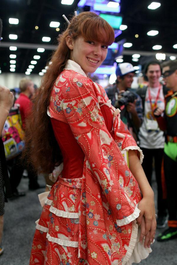 Panie z Comic Conu - zobacz zdjęcia! - obrazek 10