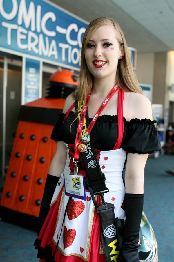 Panie z Comic Conu - zobacz zdjęcia! - obrazek 17