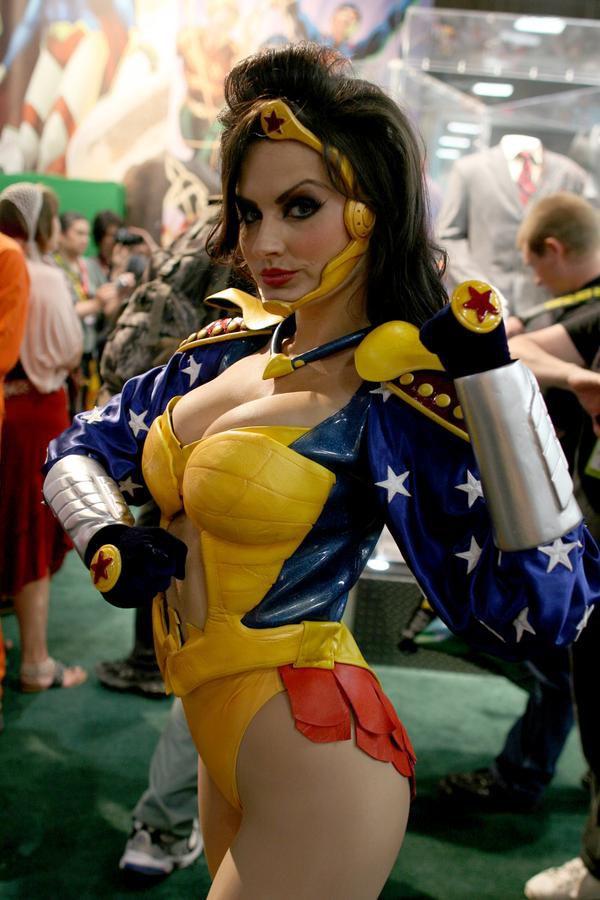 Panie z Comic Conu - zobacz zdjęcia! - obrazek 21