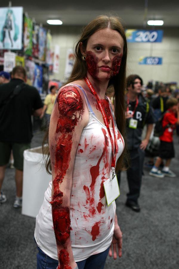 Panie z Comic Conu - zobacz zdjęcia! - obrazek 25