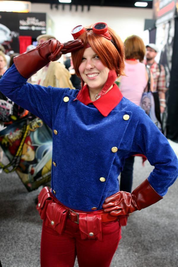 Panie z Comic Conu - zobacz zdjęcia! - obrazek 29
