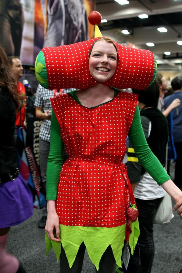 Panie z Comic Conu - zobacz zdjęcia! - obrazek 42