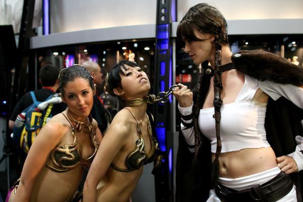 Panie z Comic Conu - zobacz zdjęcia! - obrazek 38