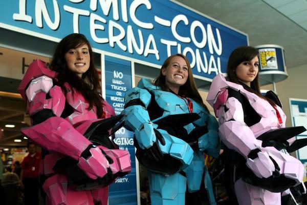 Panie z Comic Conu - zobacz zdjęcia! - obrazek 8