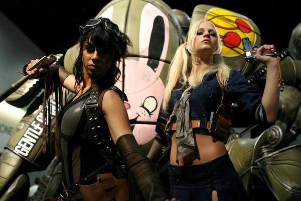 Panie z Comic Conu - zobacz zdjęcia! - obrazek 31