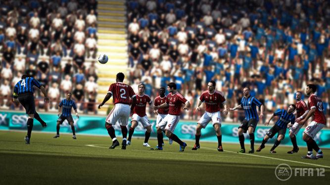 FIFA 12 - obrazek 1