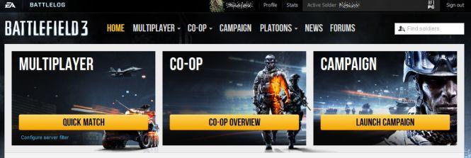 Battlelog i Origin, czyli, jak rozpocząć swą przygodę z Battlefield 3 na PC - obrazek 3