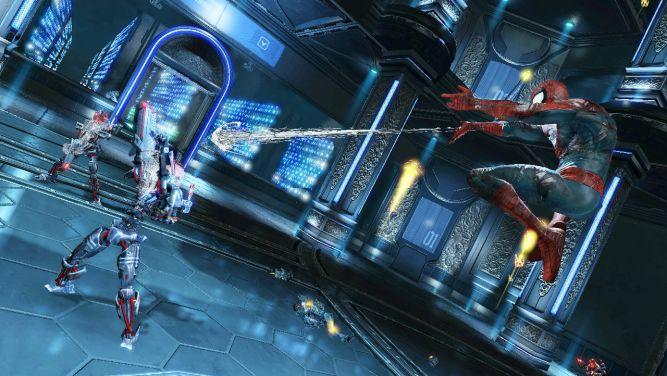Artykuł: Spider-Man: Edge of Time - recenzja - obrazek 1