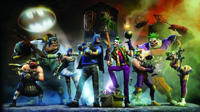 Premiera Gotham City Impostors opóźniona - obrazek 1
