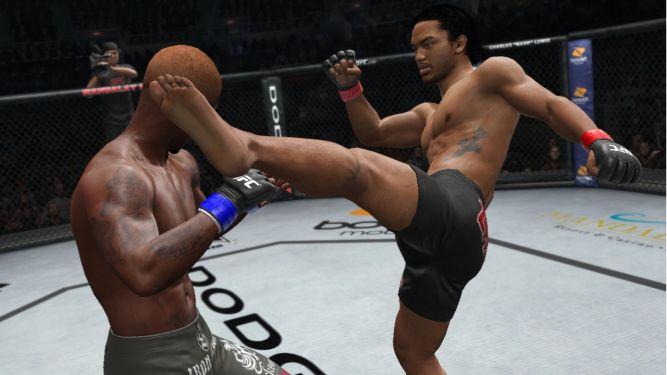 Mir vs Nogueira Key Stat Breakdown (UFC 140) .