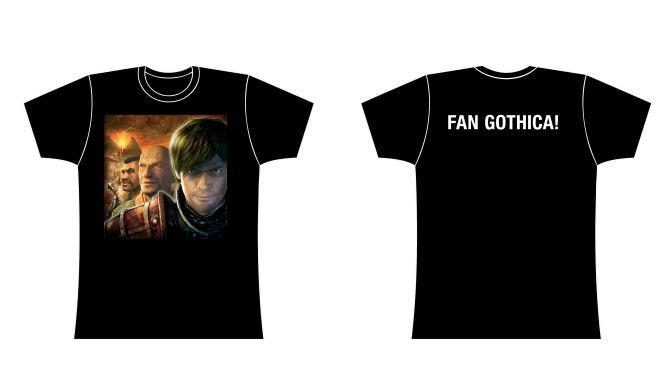 Wymyśl imię dla Bezimiennego i zgarnij gry oraz koszulkę z serii Gothic! - obrazek 2