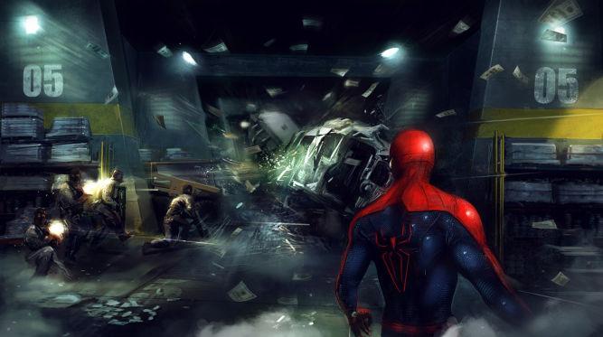 The Amazing Spider-Man - obrazek 1
