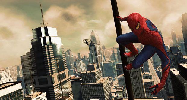 Żaden bandzior nie może czuć się bezpiecznie! Nowa galeria z The Amazing Spider-Man - obrazek 1