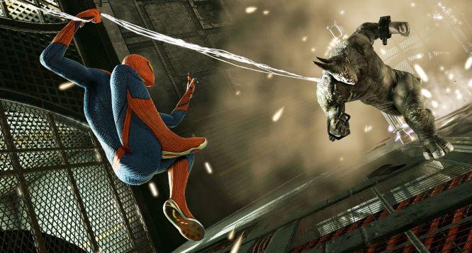 Żaden bandzior nie może czuć się bezpiecznie! Nowa galeria z The Amazing Spider-Man - obrazek 2