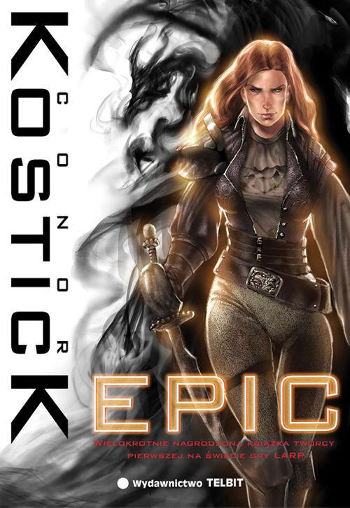"""Conor Kostick """"Epic"""" – recenzja - obrazek 1"""
