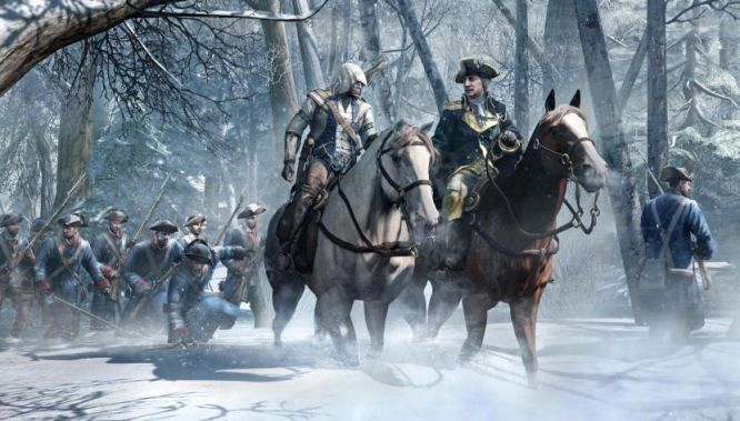 Assassin''s Creed III - obrazek 1