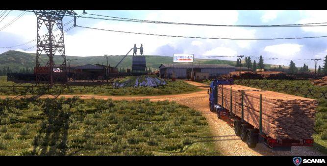 Wymagania sprzętowe Scania Truck Driving Simulator ujawnione - obrazek 1