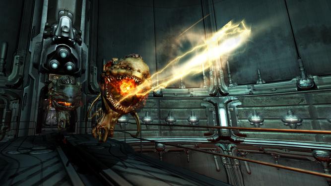 Doom 3: BFG Edition początkowo miało zostać zmienione w znacznym stopniu - obrazek 1