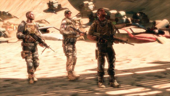 Darmowe DLC do Spec Ops: The Line ukaże się w sierpniu  - obrazek 1