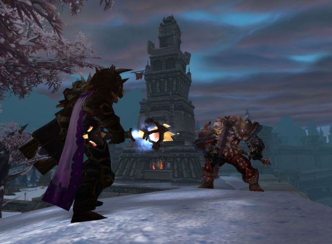World of Warcraft Wrath of the Lich King screenshot #19 for PC