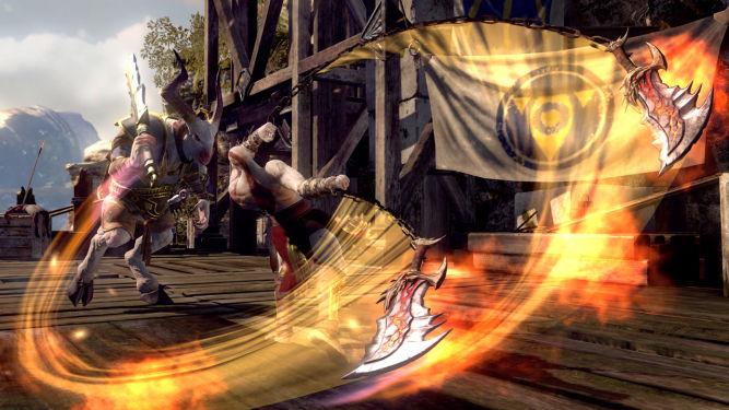 Kratos będzie bardziej sympatyczny w God of War: Ascension - obrazek 1