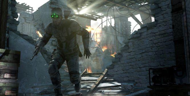 Splinter Cell: Blacklist - fragment rozgrywki bez zabijania - obrazek 1