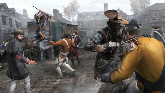 Multiplayer w Assassin's Creed III z nowymi elementami do odblokowania co miesiąc - obrazek 1