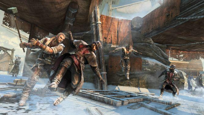 Assassin's Creed III: gra zawiesza się w trybie multiplayer na Xboksie 360, Ubisoft pracuje nad rozwiązaniem - obrazek 1