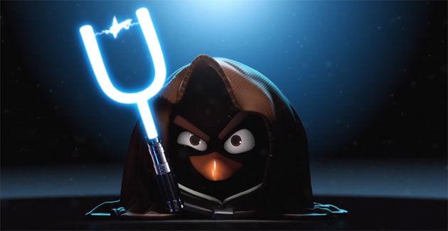 Wściekłe Ptaki w świecie Gwiezdnych wojen, czyli premiera Angry Birds Star Wars; demo na PC dostępne do pobrania - obrazek 1