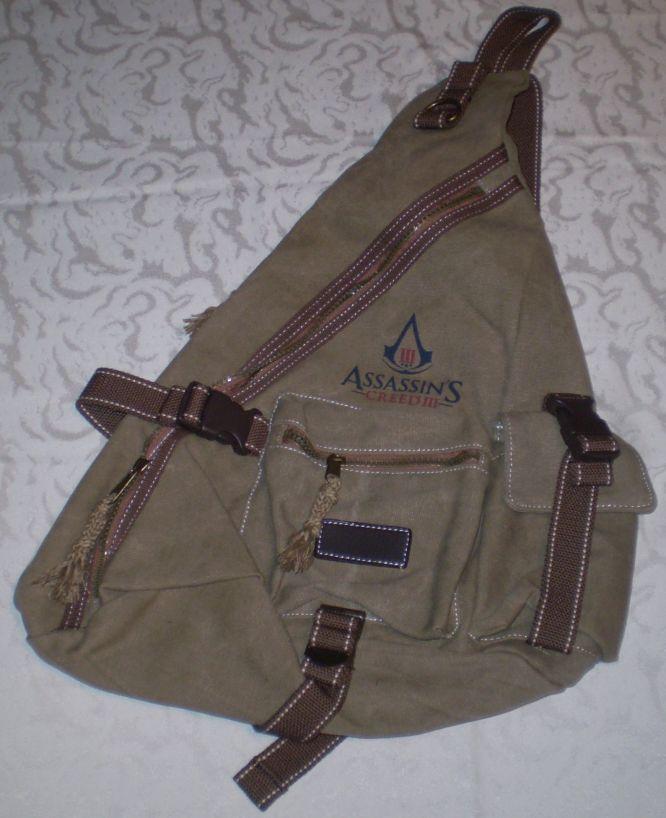Konkurs w kolektywie: wygraj koszulkę lub plecak z motywem z Assassin's Creed III - obrazek 1