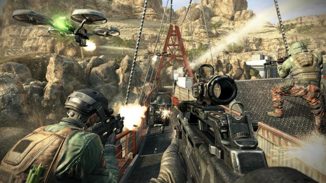 Call of Duty: Black Ops II wciąż liderem w Wielkiej Brytanii - obrazek 1