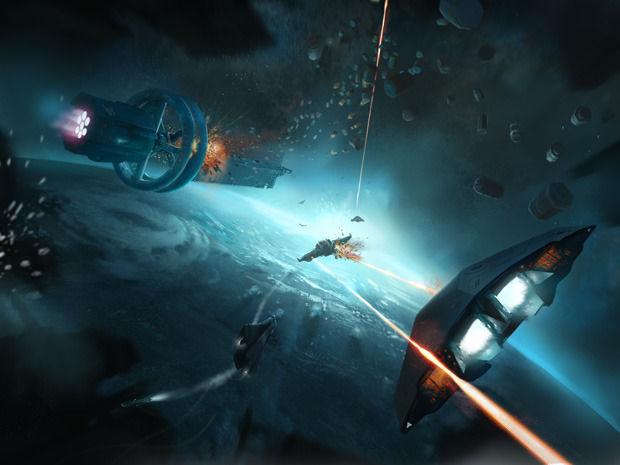 Elite: Dangerous: walka w przestrzeni kosmicznej na nowym materiale wideo - obrazek 1