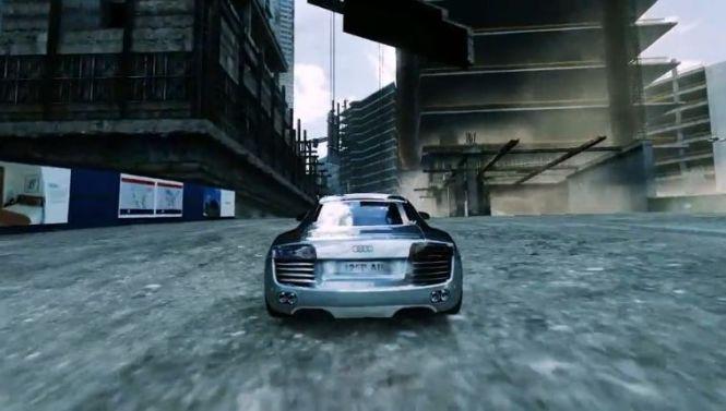 Udostępniono wideo z wczesnych wersji kontynuacji Blura - obrazek 1