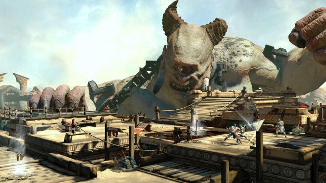 God of War za darmo dla subskrybentów PS Plus - obrazek 1