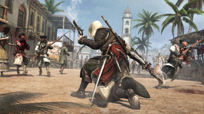 Nad Assassin's Creed IV: Black Flag pracuje... osiem studiów! - obrazek 1