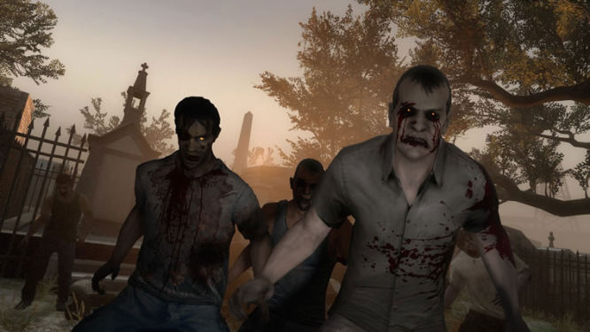 Left 4 Dead 2 Patch Released for PC.
