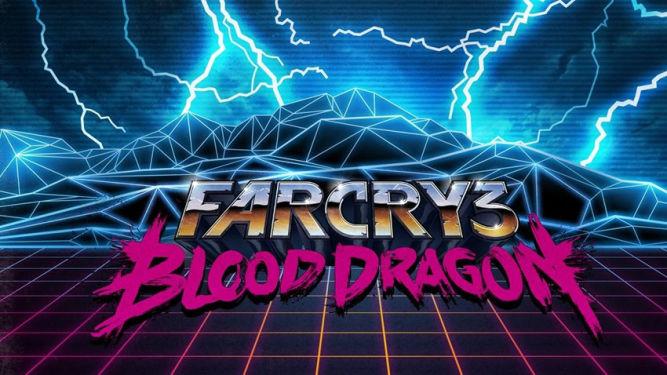 Pierwsze screeny z Far Cry 3: Blood Dragon już w naszej galerii - obrazek 1