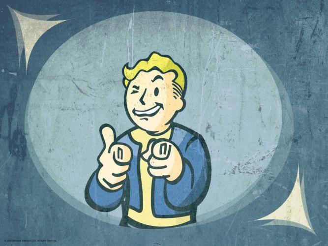 Tapeta z Fallouta 3 - obrazek 1