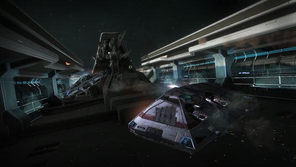 Frontier Developments zaprezentowało pierwsze obrazki z Elite: Dangerous - obrazek 1