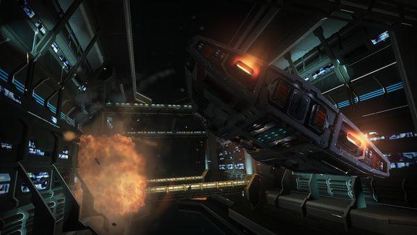 Frontier Developments zaprezentowało pierwsze obrazki z Elite: Dangerous - obrazek 2