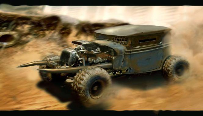 Trwa zbiórka na MotorGun, nową grę twórców Interstate '76 - obrazek 2