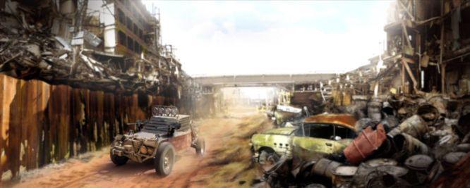 Trwa zbiórka na MotorGun, nową grę twórców Interstate '76 - obrazek 3
