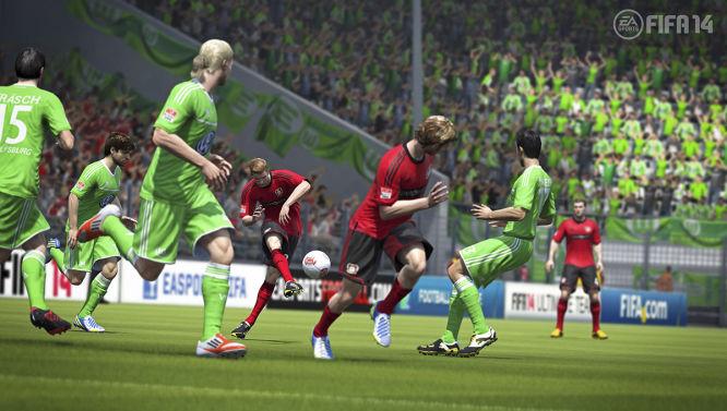 Zobacz statystyki 50 najlepszych zawodników w FIFA 14 - obrazek 1