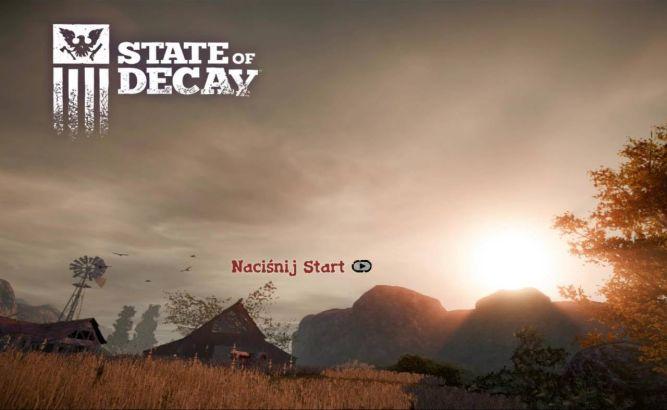 Spolszczenie do State of Decay w drodze - obrazek 1