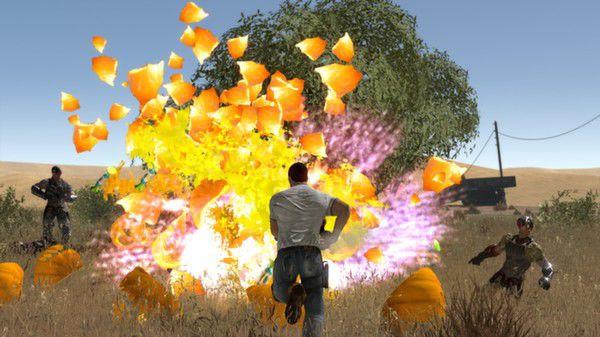 Dynie opanowały świat Serious Sam 3 - obrazek 1