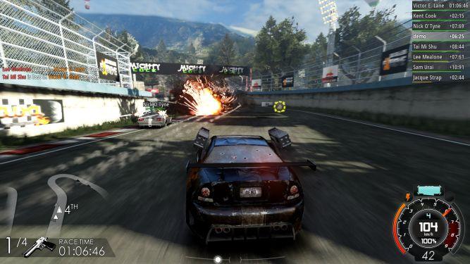 Demo dewastatorskich wyścigów Gas Guzzlers Extreme dostępne na PC - obrazek 1