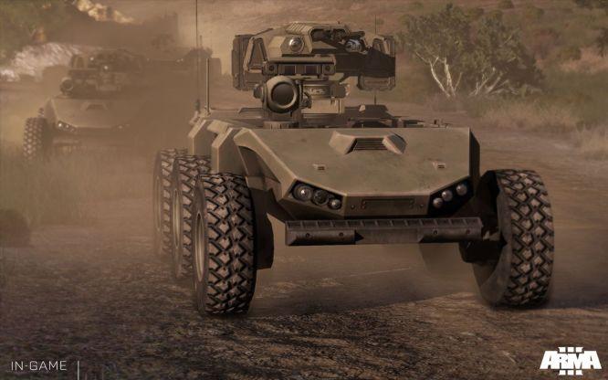 Bohemia Interactive organizuje konkurs na mody do Arma 3. Pula nagród - dwa miliony złotych - obrazek 1