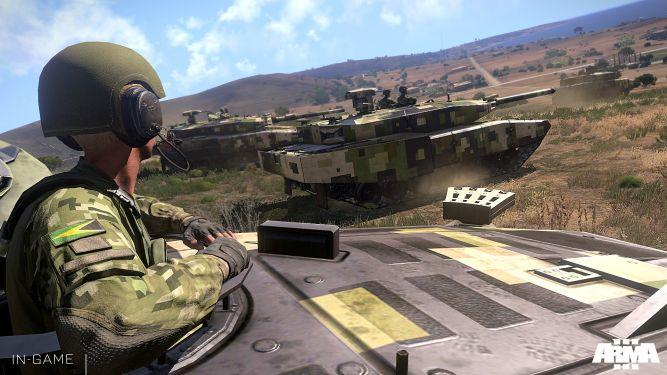 Darmowa paczka dodatków do ArmA 3 - obrazek 1